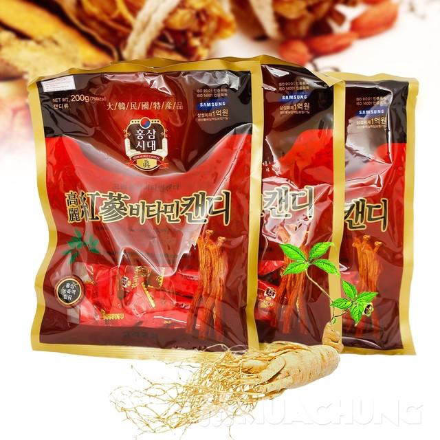 Kẹo quế, nhân sâm Hàn Quốc - Giá lẻ 40k
